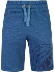 Kam Jeans 302 Fashion Sweat Shorts Blue