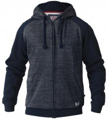 D555 Cristiano Hoodie Grey/Black