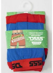 D555 Novelty Boxershorts 2-pack