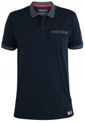 D555 Walker Polo Navy