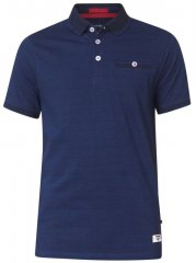 D555 Jerell Polo Navy
