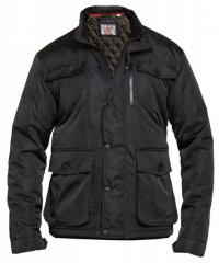 D555 Brentford Jacket Black