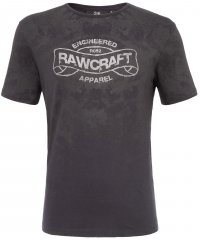 Rawcraft Crowler T-shirt Black