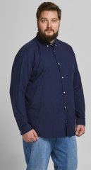 Jack & Jones Summer Shirt L/S Navy
