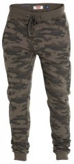 D555 Sutton Sweatpants Camo
