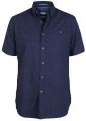 D555 Wesson Shirt Navy