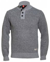 D555 Zane Sweater Grey