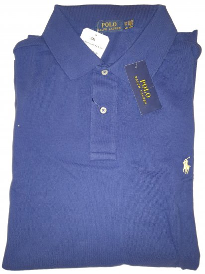 Polo Ralph Lauren Classic Polo Fall Royal - Outlet -