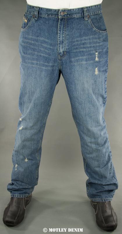 Kam Jeans KXL 118 i stora storlekar MotleyDenim.se