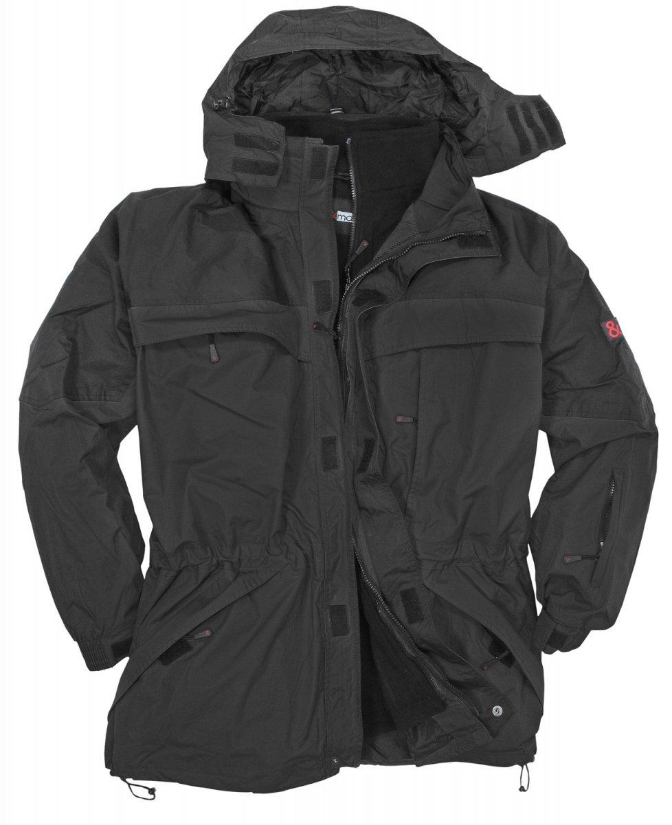 e978c9cd068f ... Marc & Mark 2-layer Skidjacka Svart - Arbetskläder, Regn- och  skidkläder -