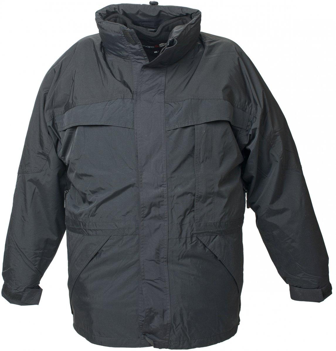 781dae98bd1e Marc & Mark 2-layer Skidjacka Svart - Arbetskläder, Regn- och skidkläder ...