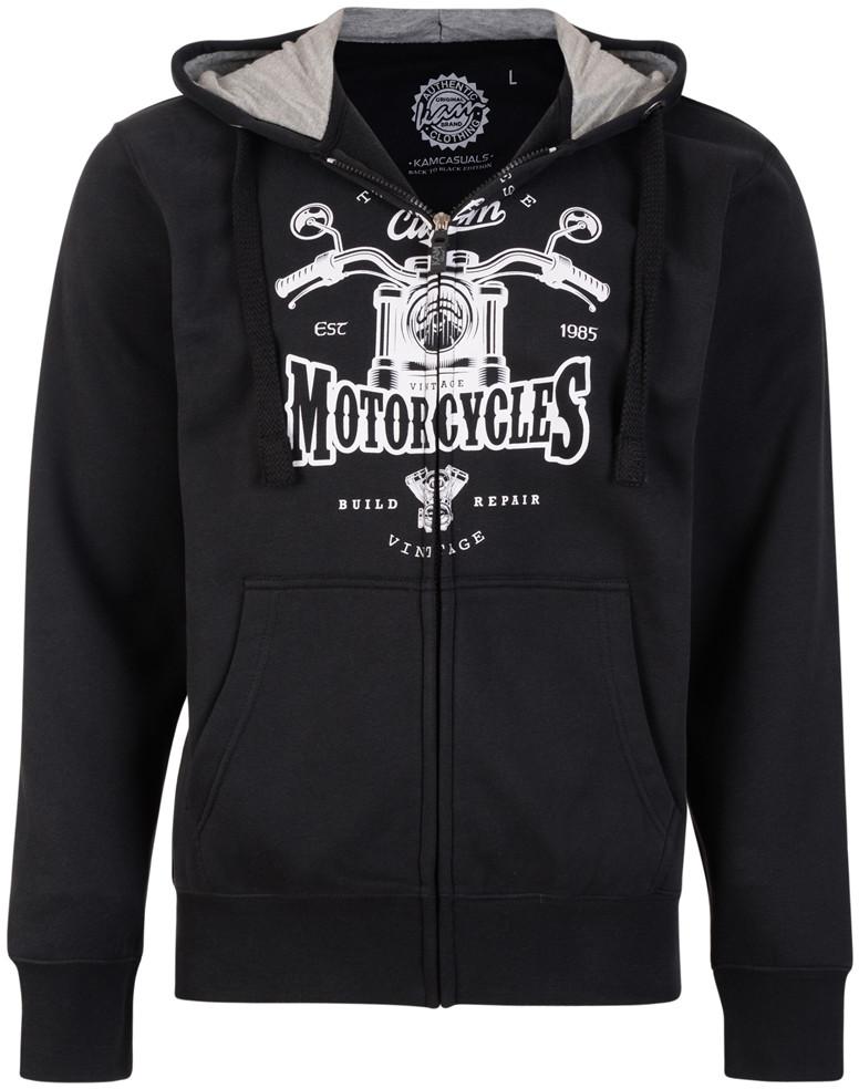 Kam Jeans 775 MC Hoodie Black