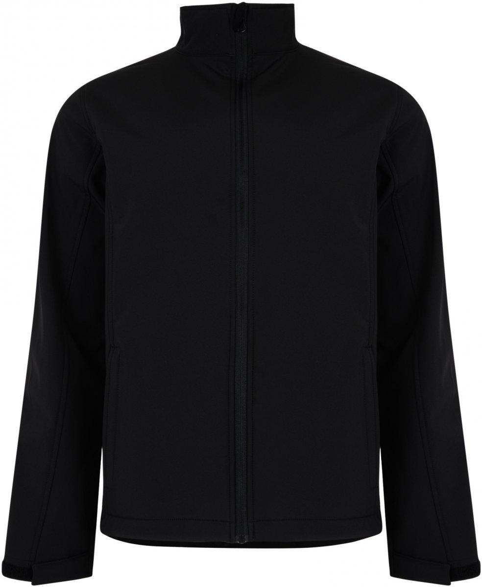Kam Jeans 438 Soft Shell Jacket Black i stora storlekar - MotleyDenim.se 26e1ba17c4596